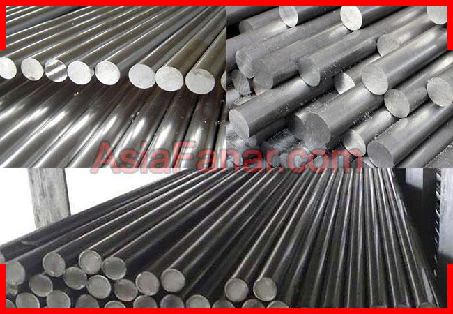 انواع فولاد فنر CK